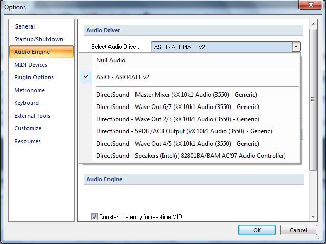 KX 10K1 AUDIO 3550 GENERIC DRIVERS FOR WINDOWS