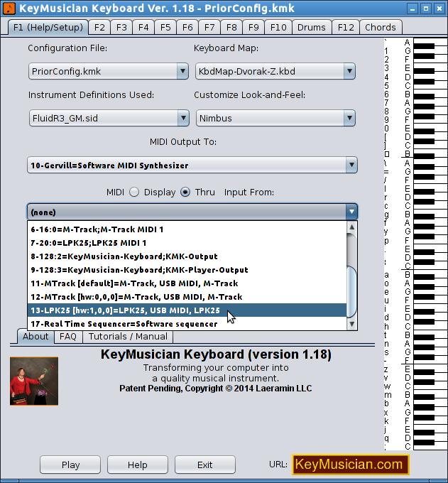 What a MIDI Keyboard