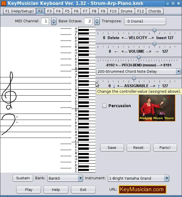 Strummed Chords Arpeggios Newsletter Article